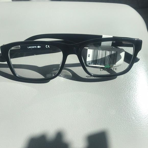 0327311846e5 Lacoste Glasses Frames
